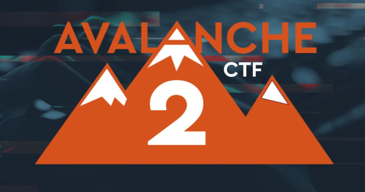Avalance 2 CTF - Pentest