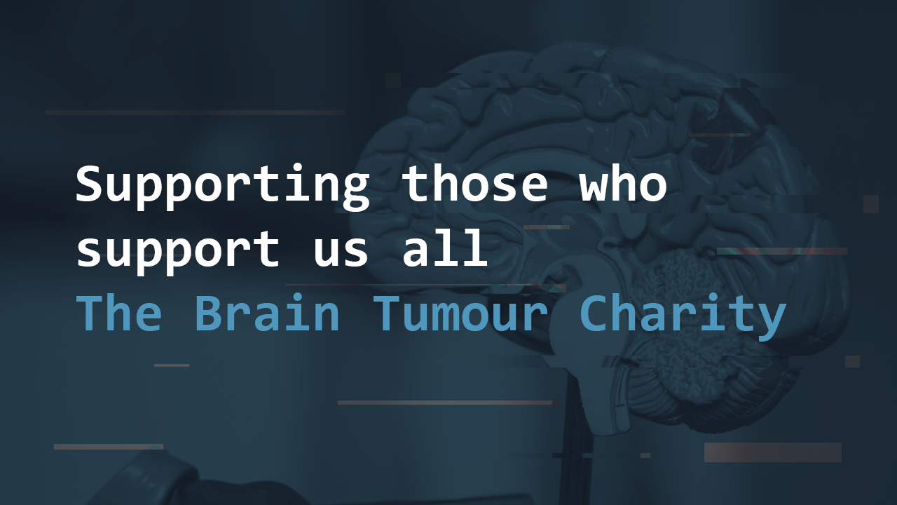 The Brain Tumour Charity | Pentest