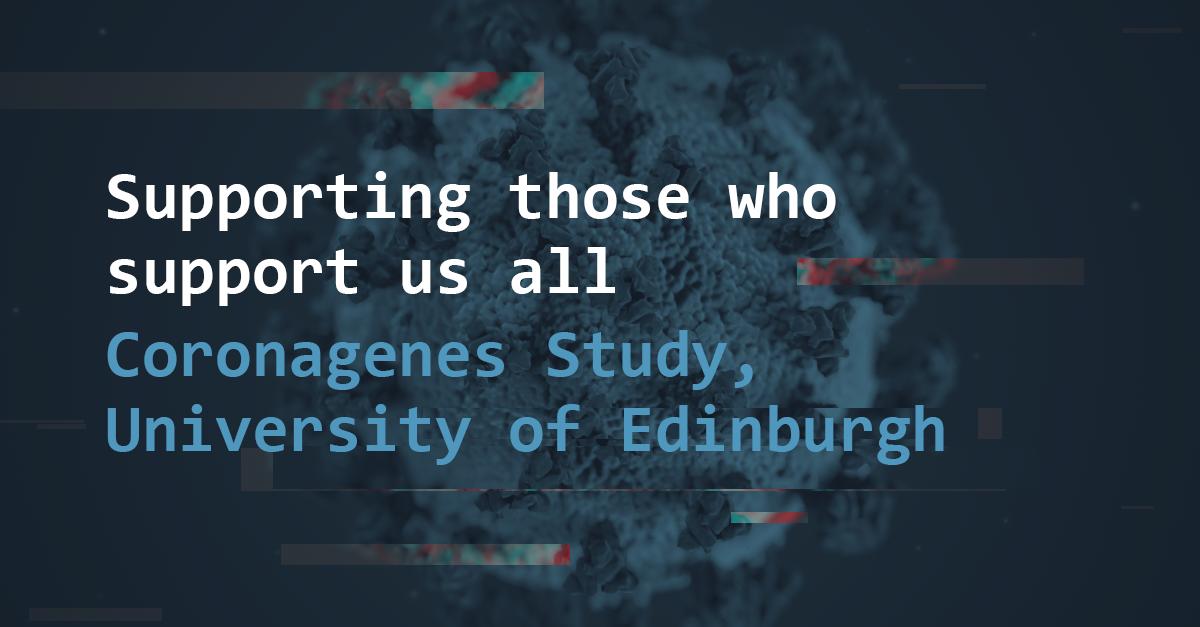 Coronagenes Study - University of Edinburgh | Pentest