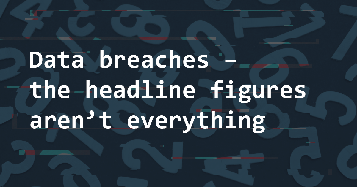Go beyond the data breach headlines - Pentest